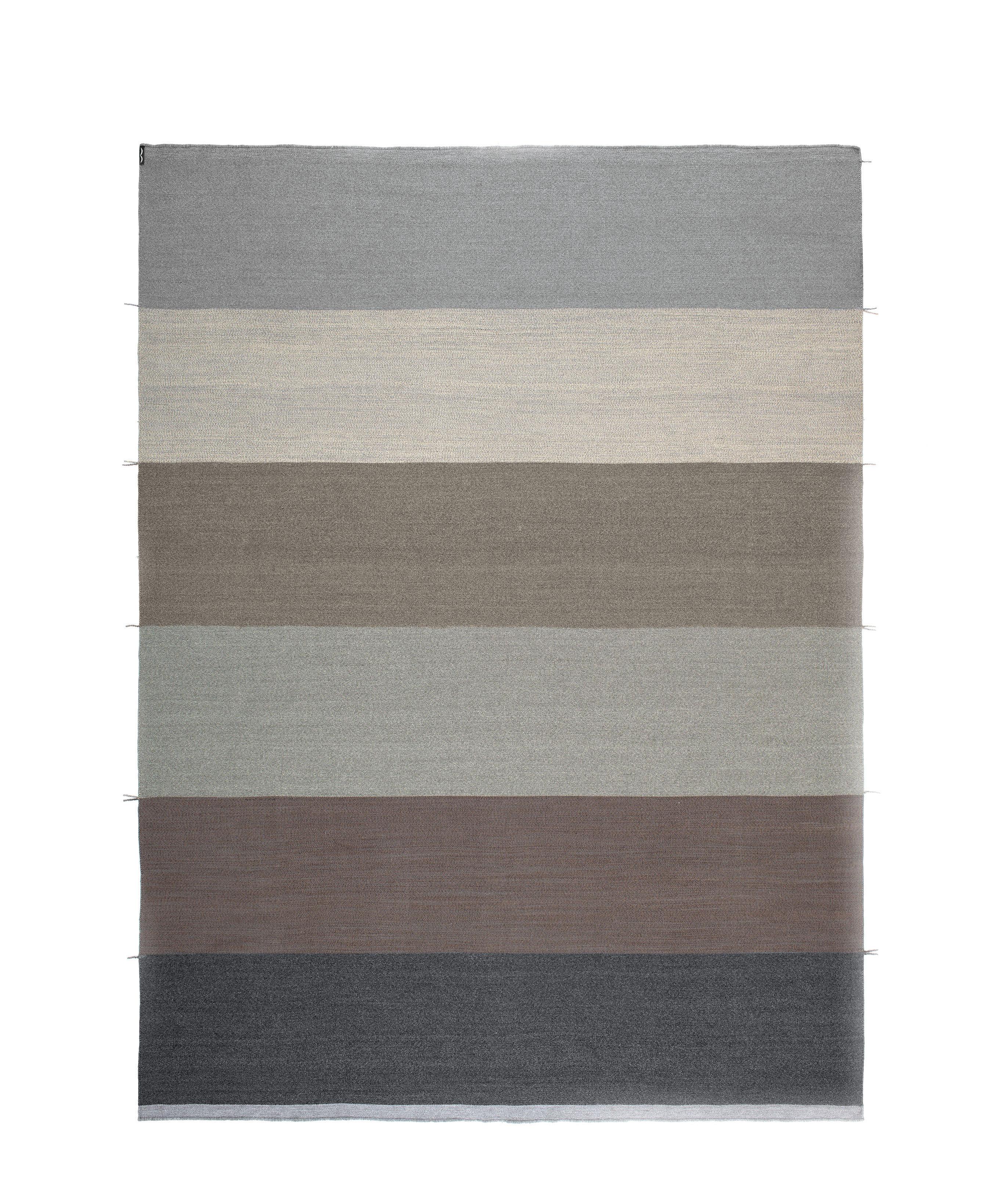 Déco - Tapis - Tapis d'extérieur Mustache - RE / Tissé main - 200 x 300 cm - Kristalia - Canvas - Polypropylène