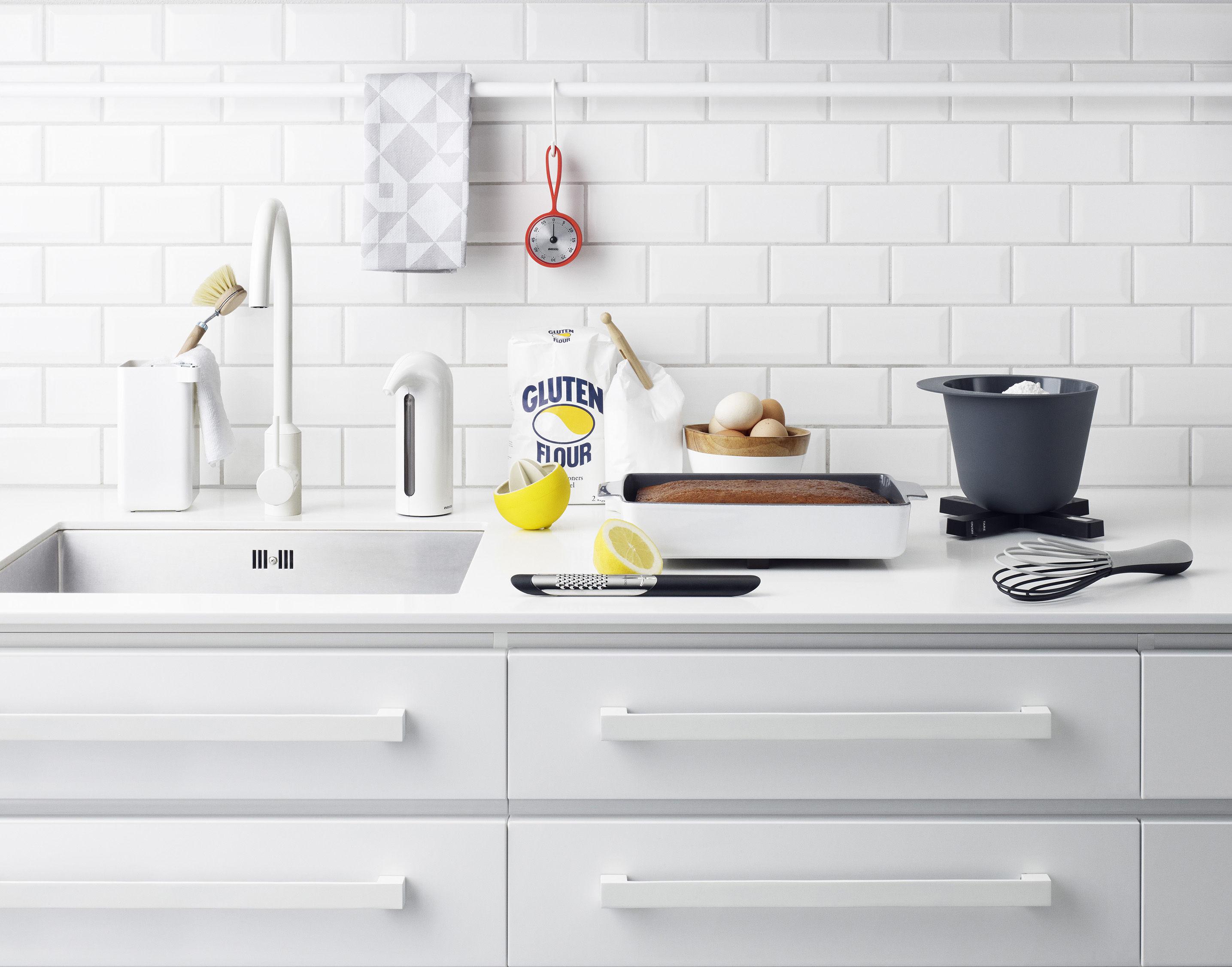 Bilancia elettronica da cucina nero by eva solo made in design - Bilancia elettronica da cucina ...
