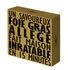Cuiseur à foie gras CFG / Argile - Ø 29 x H 3 cm - Cookut