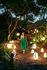 Ghirlanda luminosa per l'esterno Hoop - LED / Esterni - 12 metri / Bluetooth di Fermob