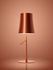 Lampe de table Birdie Grande / LED - H 70 cm - Foscarini