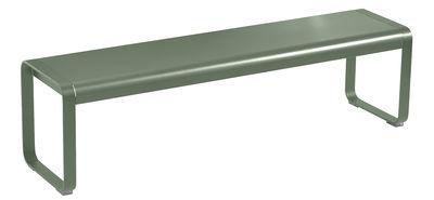Arredamento - Panchine - Panca Bellevie L 161 cm / 4 posti - Fermob - Cactus - Acciaio, Alluminio