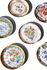 Antique Plate - / Set of 7 - Melamine by & klevering