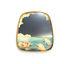 Specchio Toiletpaper - / Sea Girl - 54 x 59 cm di Seletti