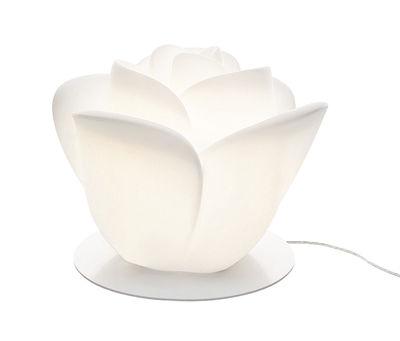 Leuchten - Tischleuchten - Baby Love Tischleuchte - MyYour - Sockel weiß - lackierter Stahl, Plastikmaterial