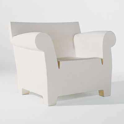 Kartell Bubble Club Armchair - White   Made In Design UK