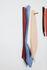 Chopping board - / Set of 4 - Polyethylene / Brass hook by valerie objects