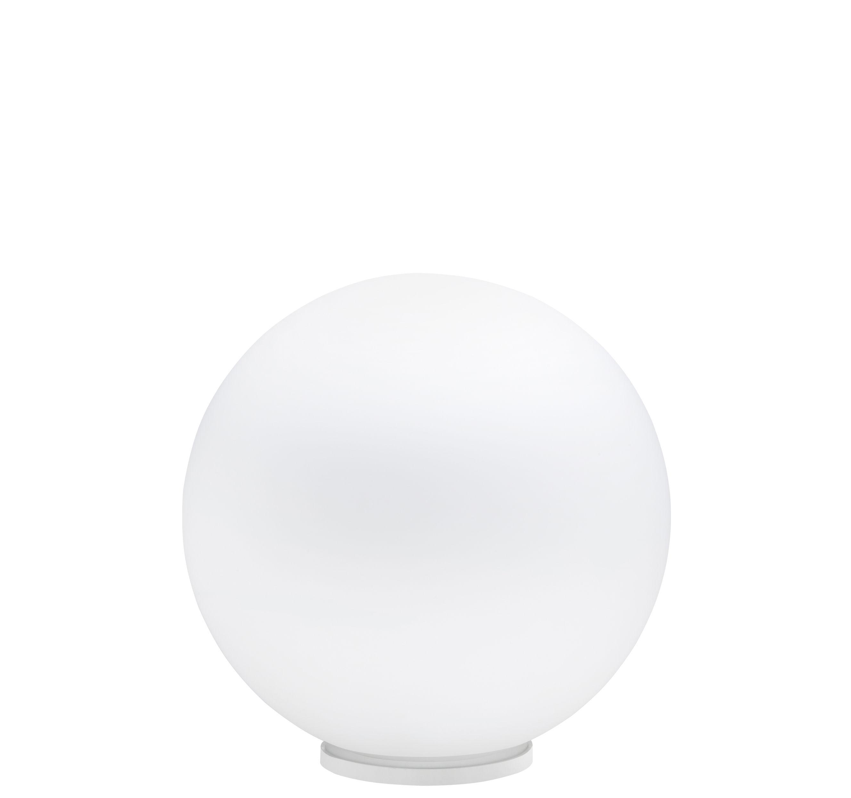 Illuminazione - Lampade da tavolo - Lampada da tavolo Sfera - Ø 40 cm di Fabbian - Bianco - Ø 40 cm - Vetro