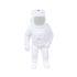Lampe sans fil Flashing Starman / LED - Résine / H 33 cm - Diesel living with Seletti