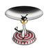 Plat de présentation The Seal / Circus - Edition limitée numérotée - Alessi