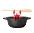 Red le Crabe Spoonrest - / Steam escape by Pa Design