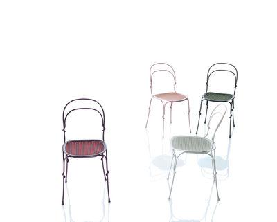 Stapelbarer Stuhl Vigna Von Magis Weiss Made In Design