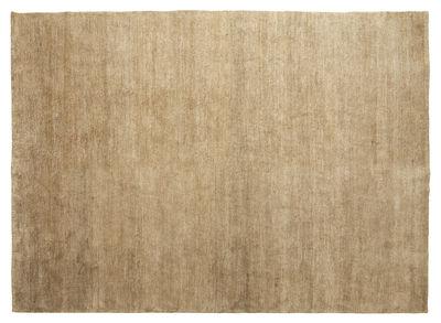 Natural Nettle Teppich aus Brennnesselfasern - 170 x 240 cm - Nanimarquina - Natur