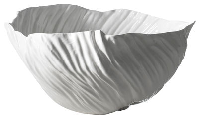 Tableware - Fruit Bowls & Centrepieces - Adelaïde III Centrepiece by Driade Kosmo - White - Bone china