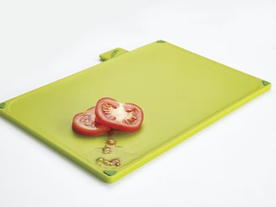 Index Large Chopping board - / Set of 4 + stand - 24 x 34 cm by Joseph  Joseph
