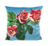 Toiletpaper Cushion - / Roses - 50 x 50 cm by Seletti