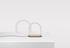 Lampe de table Unseen LED / Small - H 22 cm - Petite Friture