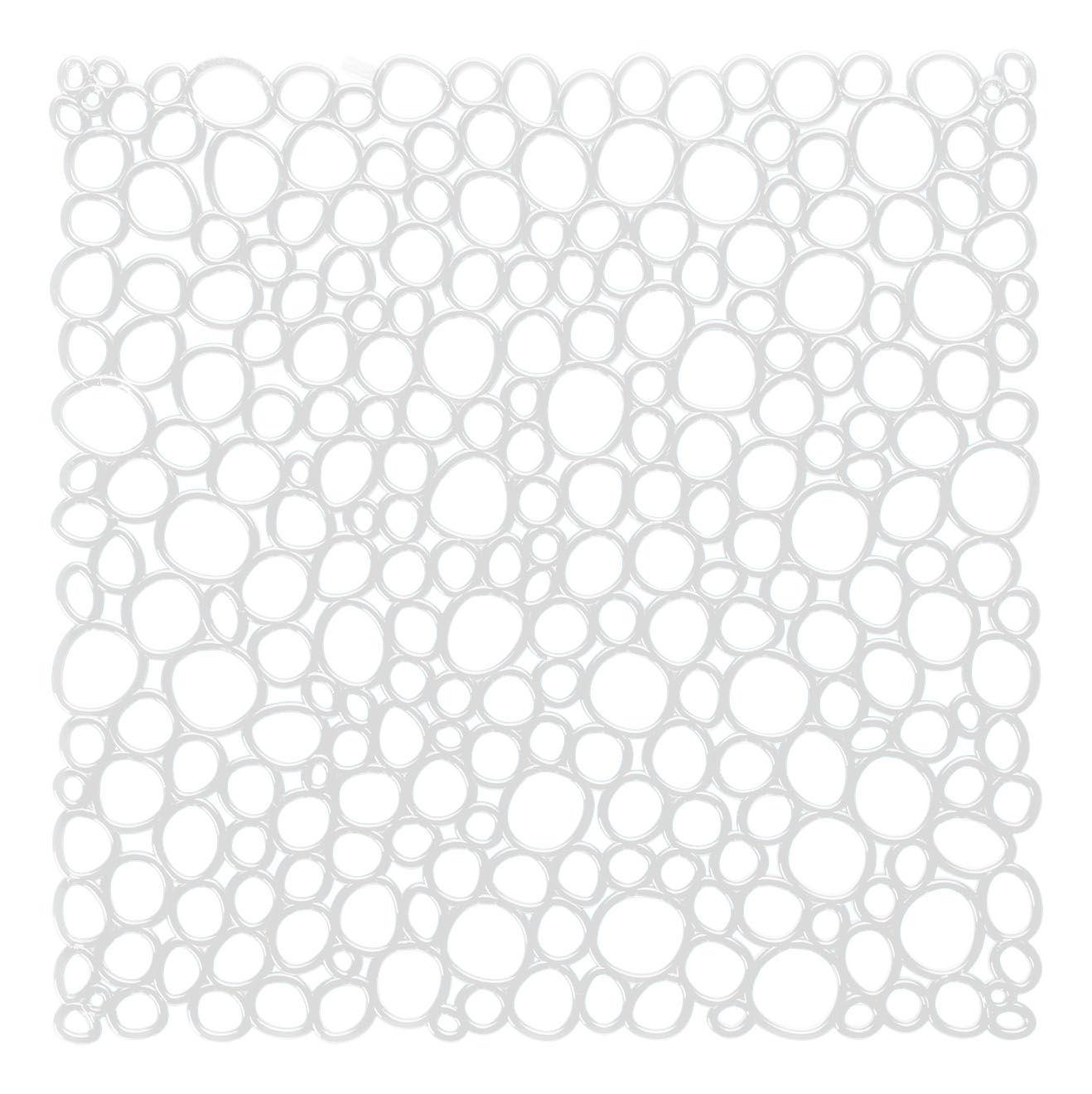 Arredamento - Separè, Paraventi... - Paravento/divisorio Oxygen - Set di 4 - ganci inclusi di Koziol - Trasparente - policarbonato
