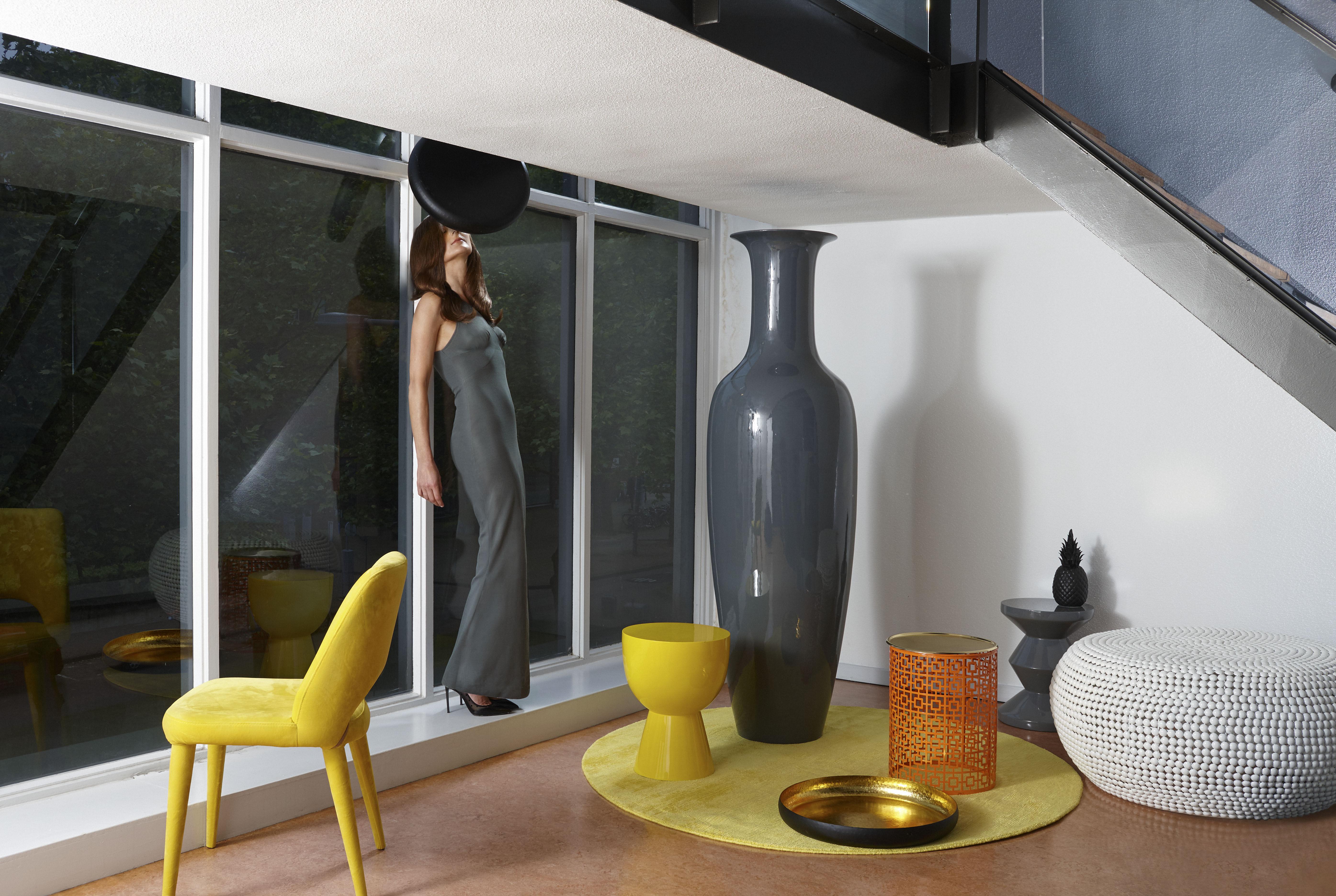 Sedia Imbottita Design : Holy sedia imbottita velluto by pols potten made in design