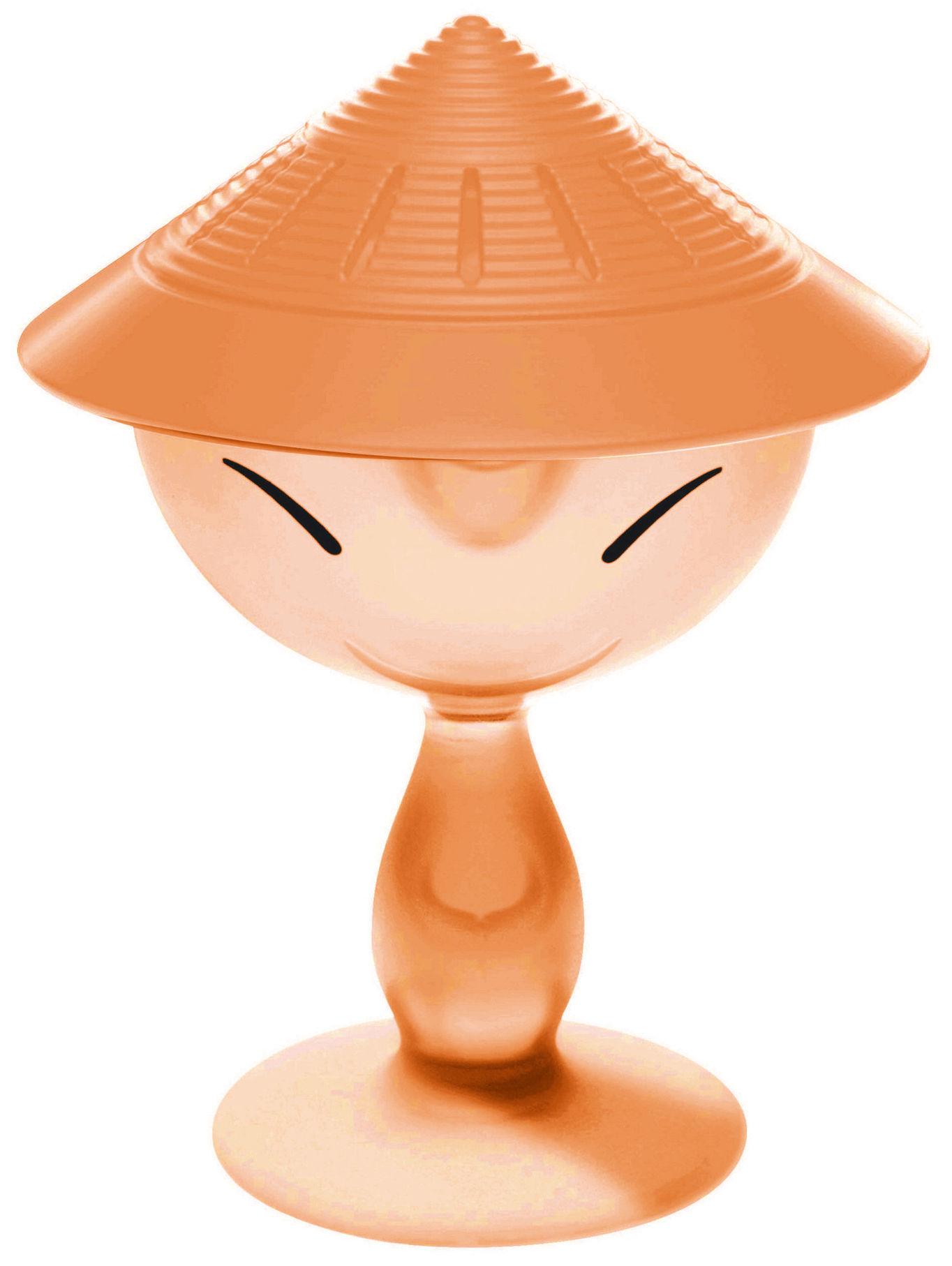 Cucina - Fun in the Kitchen - Spremiagrumi Mandarin di A di Alessi - Arancione - Resina termoplastica