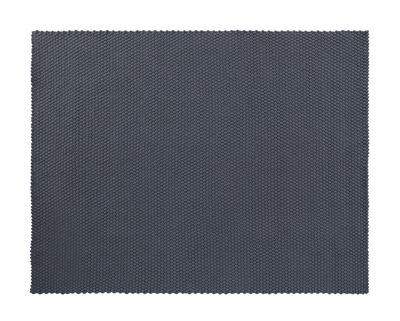 Tapis d'extérieur Rope / 200 x 250 cm - Cinna gris en matière plastique/tissu