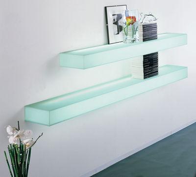 Beleuchtetes Regal Light Light Von Glas Italia Weiß Länge 130