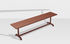 Unify Bench - / L 180 cm - Oak by Petite Friture