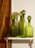 Bubbles & Bottles Karaffe / Glas - 4er Set / H 44 cm - Pols Potten