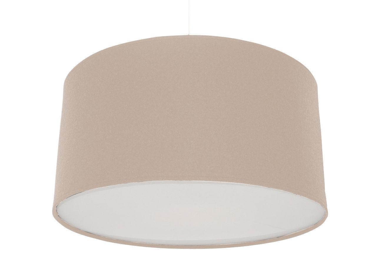 Lighting - Pendant Lighting - Kobe Giant Pendant - Ø 80 cm by Innermost - Ø 80 cm - Natural - Acrylic felt, Cotton, Wool