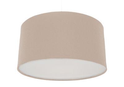 Illuminazione - Lampadari - Sospensione Kobe Giant - Ø 80 cm di Innermost - Naturale - Cotone, Feltro acrilico, Lana