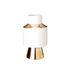 Vaso Object Small - / Ø19,5 x H34 cm - Porcellana di Pols Potten