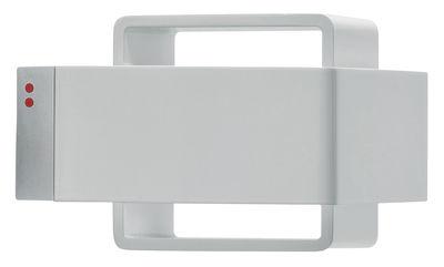 Illuminazione - Lampade da parete - Applique Bijou di Fabbian - Bianco - metallo laccato