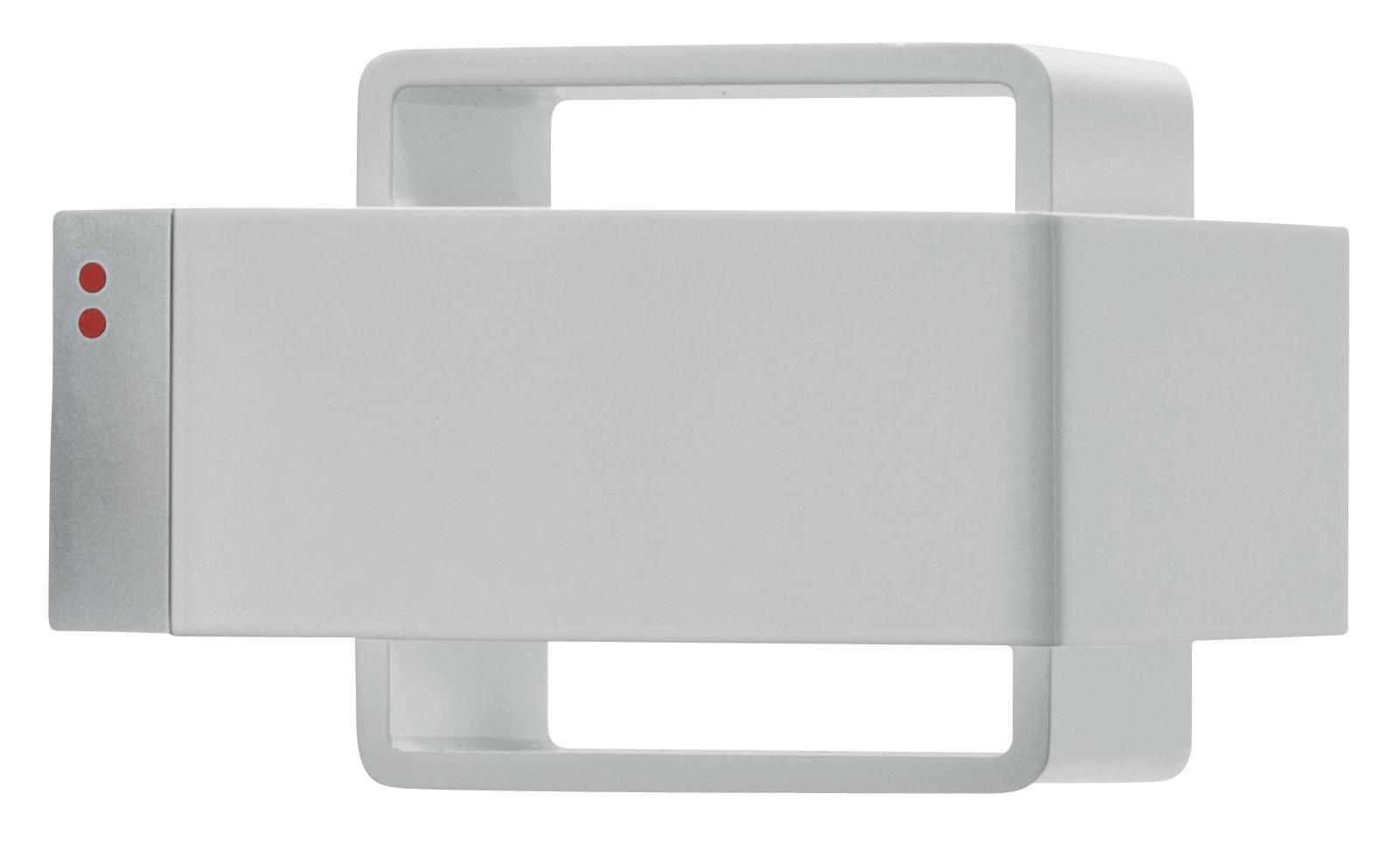 Luminaire - Appliques - Applique Bijou - Fabbian - Blanc - Métal laqué