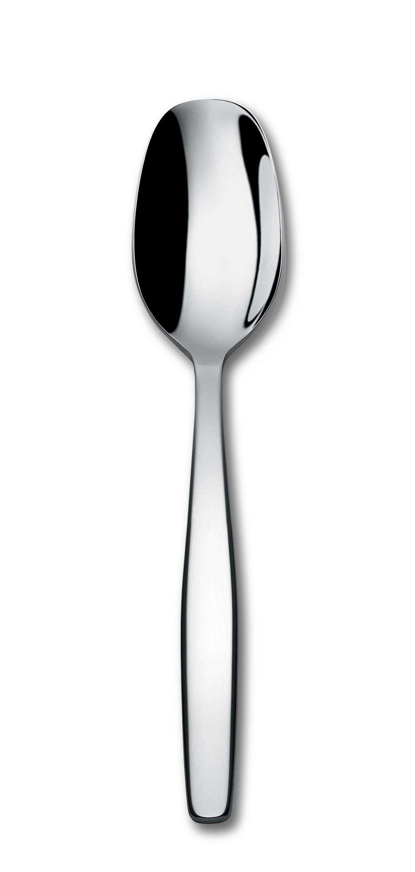 Tavola - Posate - Cucchiaio da minestra Itsumo di A di Alessi - Acciaio - Acciaio inossidabile