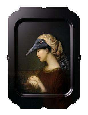 Tischkultur - Tabletts - Alma Tablett - Ibride - Mehrfarbig - kompakte Press-Spanplatte