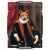 Goupil le Renard Tray - / Wall picture - L 49 x H 66 cm by Ibride