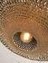 Kalimantan Small Wall light with plug - / Bamboo - Ø 44 cm by GOOD&MOJO