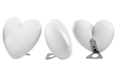 Applique Love - Slide blanc en matière plastique