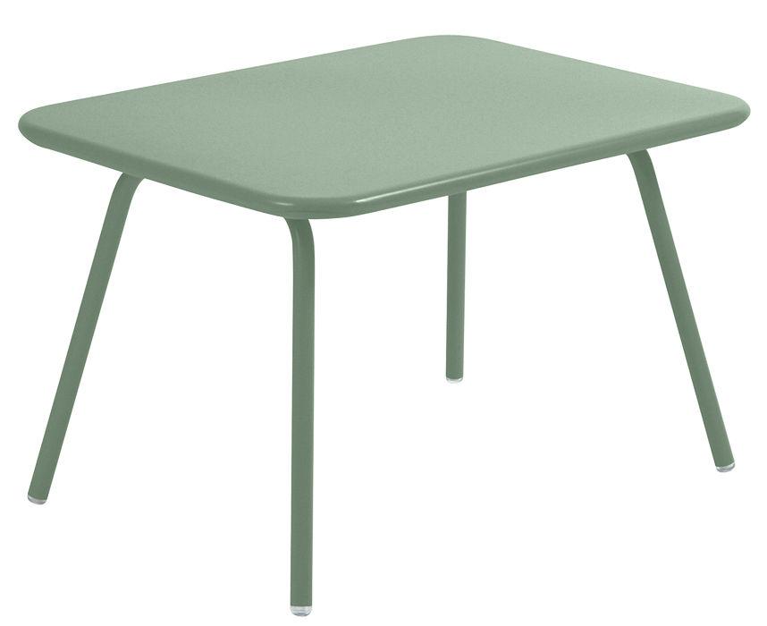 Möbel - Couchtische - Luxembourg Kid Kindertisch - Fermob - Kaktus - lackierter Stahl