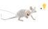 Lampada da tavolo Mouse Lie Down #3 - / Topo sdraiato - Esclusiva di Seletti