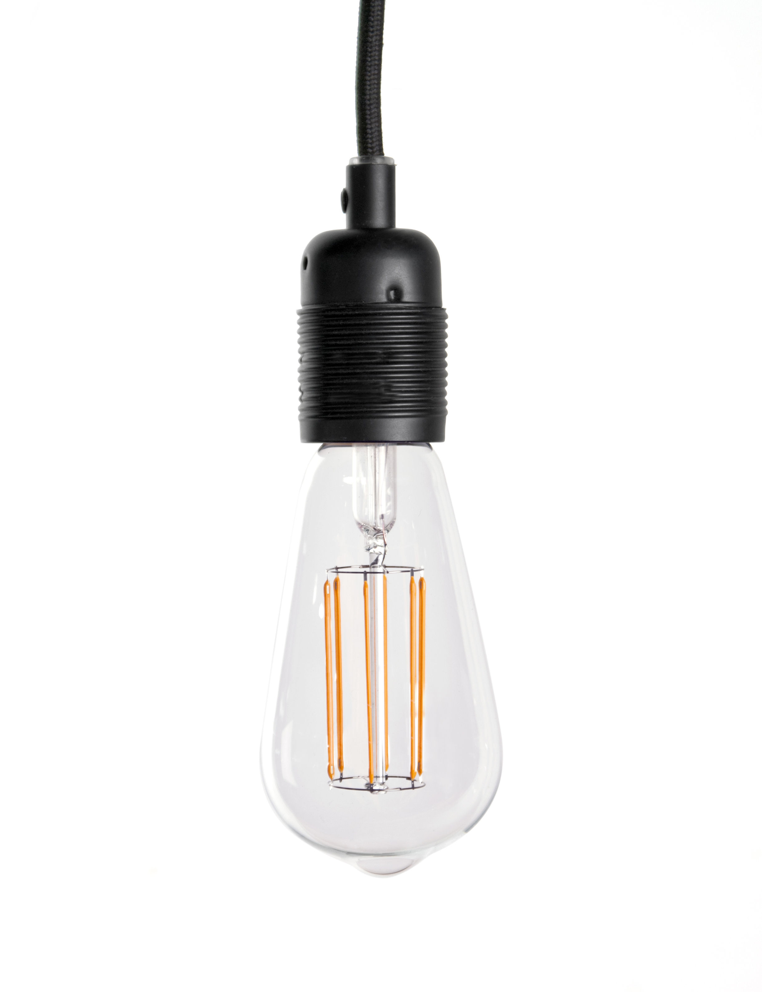 Lighting Pendant Frama Kit Set Cable Lamp Socket E27 By