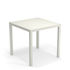Nova quadratischer Tisch / Metall - 80 x 80 cm - Emu