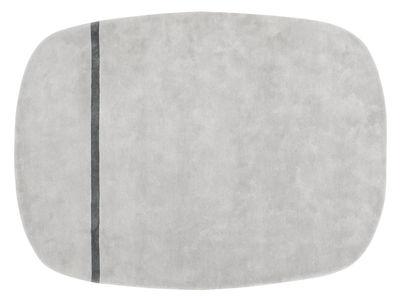 Decoration - Rugs - Oona Rug by Normann Copenhagen - Grey - Wool