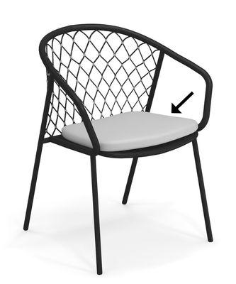 Sitzkissen / für Nef Sessel - Emu - Weiß