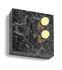 Essentials n°2 Table lamp - / Wall light - Marble - 25 x 25 cm by Serax