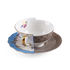 Hybrid Kerma Teacup - / Cup + saucer set by Seletti