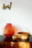 Trace rond Vase - / L 28 x H 35 cm by Vanessa Mitrani