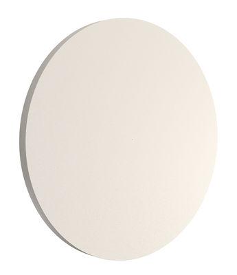Applique d'extérieur Camouflage LED / Ø 24 cm - Flos beige en métal