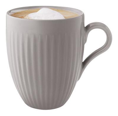 Tableware - Coffee Mugs & Tea Cups - Legio Nova Cup - / 40 cl by Eva Trio - 40 cl / Grey - China