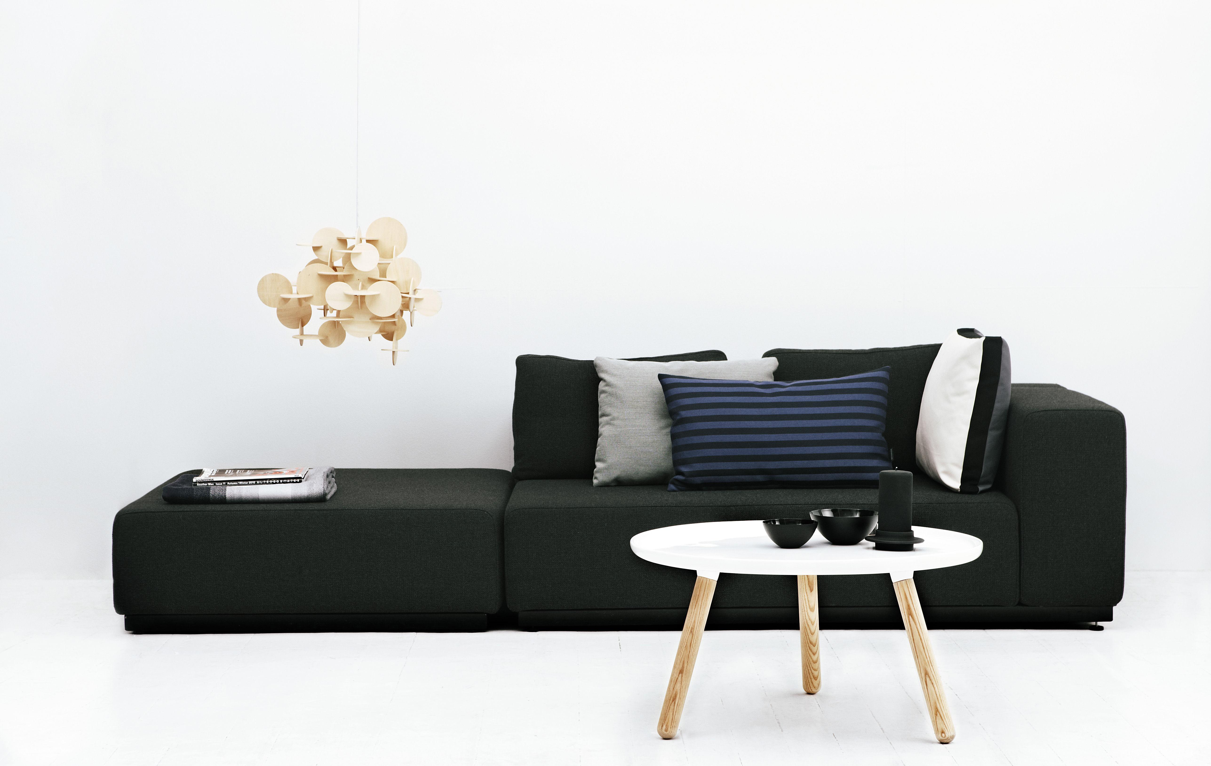 suspension bau large h 48 cm bois naturel normann copenhagen. Black Bedroom Furniture Sets. Home Design Ideas